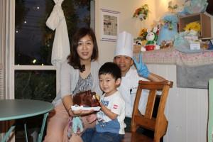 夢ケーキ9