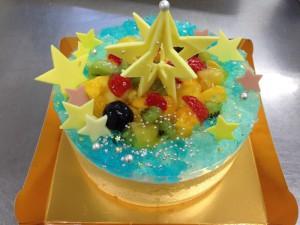 柳瀬さん夢ケーキ
